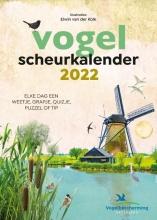 , Vogelscheurkalender 2022