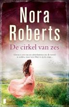 Nora  Roberts De cirkel van zes