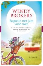 Wendy Brokers Baguette met jam voor twee