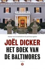 Joël  Dicker Het boek van de Baltimores