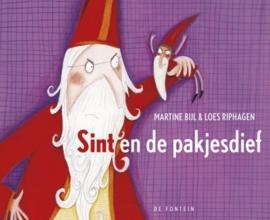 Loes  Riphagen, Martine  Bijl Sint en de pakjesdief