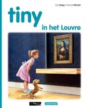 Gijs Haag , Tiny in het Louvre