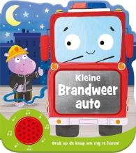 , Geluidboek Kleine Brandweerauto