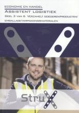 Tessel  Mulder Economie en handel Assistent logistiek; Deel 3 van 6