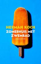 Koch, Herman Zomerhuis met zwembad