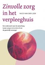Nico van der Leer , Zinvolle zorg in het verpleeghuis