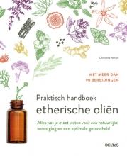 Christina Anthis , Praktisch handboek etherische oliën