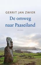 Gerrit Jan Zwier , De omweg naar Paaseiland