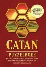 Richard Wolfrik Galland , Catan Puzzelboek