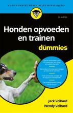 Wendy  Volhard Honden opvoeden en trainen voor dummies