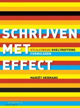 Mariët Hermans , Schrijven met effect