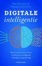 Wijnand van Lieshout Hans Hoornstra, Digitale intelligentie