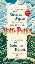 Rowling, J.K. Harry Potter en de steen der wijzen en Harry Potter en de geheime kamer