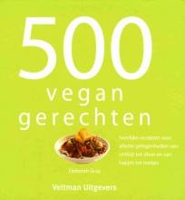 Deborah Gray , 500 vegan gerechten