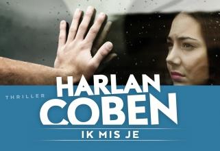 Harlan  Coben Ik mis je DL