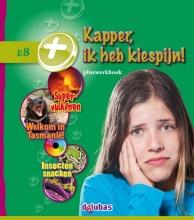Stefan de Vries Anne Firet, Pluswerkboek E8