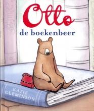Katie  Cleminson Otto, de boekenbeer