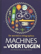 Jon  Richards, Ed  Simkins Machines en voertuigen