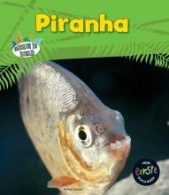 Anita  Ganeri Mijn eerste docuboek - Piranha