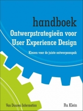 Ru Klein , Ontwerpstrategieën voor user experience design