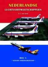 C.J. van Gent , Nederlandse Luchtvaartmaatschappijen Gedurfd ondernemerschap