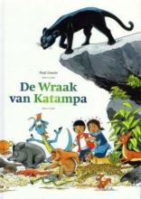 Paul  Geerts De avonturen van Mo, Jade en Plakapong De wraak van Katampa