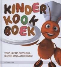 Kinderkookboek - voor kleine chefkoks... die van smullen houden!