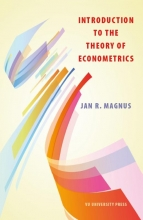 Jan R. Magnus , Introduction to the theory of econometrics