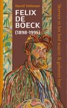 David Veltman , Felix de Boeck (1898-1995)