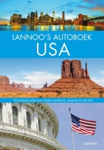 , Lannoo`s Autoboek - USA