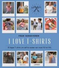 Fran  Vanseveren I love t-shirts