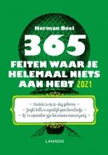 Herman Boel , 365 feiten waar je meestal helemaal niets aan hebt