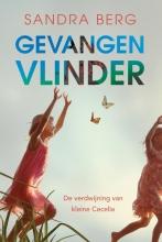 Sandra  Berg Gevangen vlinder