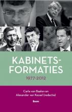Carla van Baalen, Kabinetsformaties 1977-2012