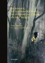 Peter Verhelst , De jongen, de neushoornvogel, de olifant, de tijger en het meisje