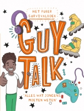 Lizzie Cox , Guy talk