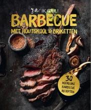 , Barbecue met houtskool en briketten