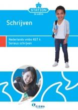 , Station KGT 4 - 2e editie, Schrijven - Serieus schrijven