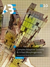 Sharon  Wohl Complex Adaptive Systems & Urban Morphogenesis