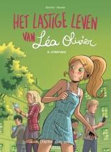 Catherine Girard-Audet Alcante, Het lastige leven van Léa Olivier Strip 3 - Chantage