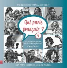 Carla Tarini , Qui parle français?