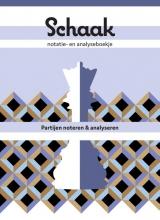 Daniël  Doorn Schaak notatie- en analyseboekje