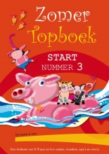 , Zomertopboek start nummer 3