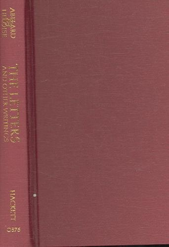 Abelard,   Heloise,   Stanley Lombardo,   William Levitan,Abelard and Heloise: The Letters and Other Writings
