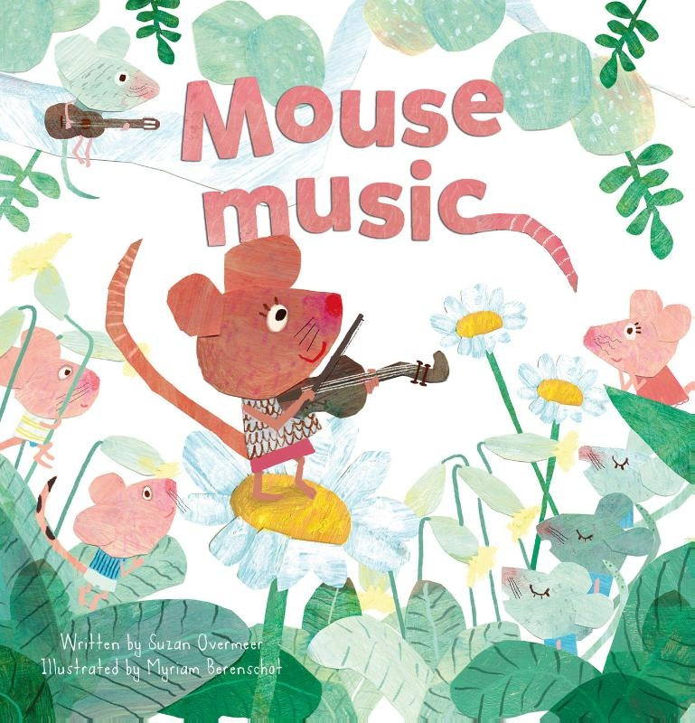 Suzan Overmeer,Mouse Music