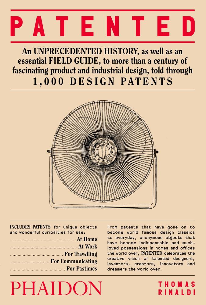 Thomas  Rinaldi,Patented