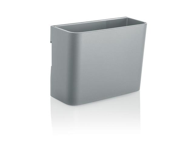 ,Pennenbak M Sigel             voor glasborden van 3 tot 5mm                               licht grijs 120x94x51mm