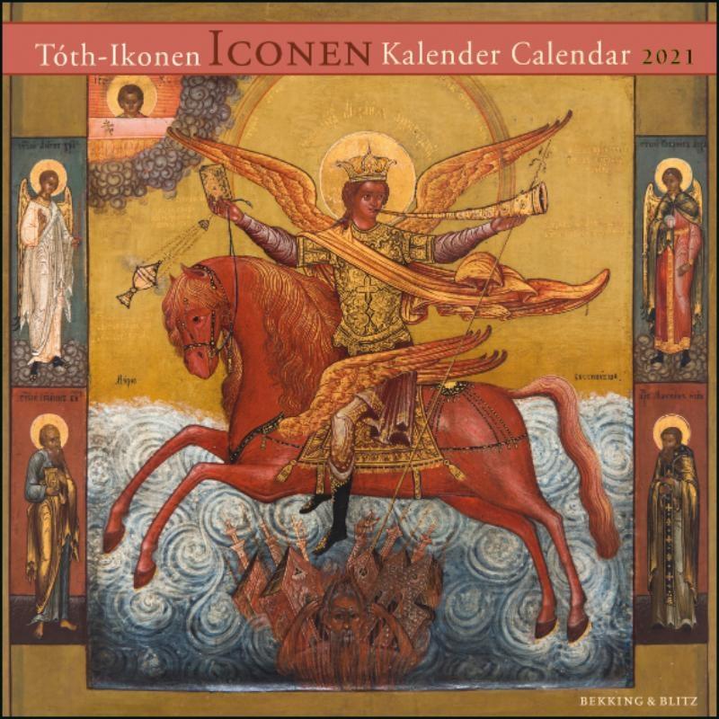 ,Iconen maandkalender 2021
