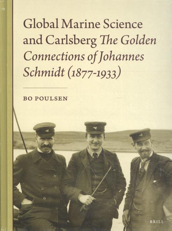 B.  Poulsen,Global Marine Science and Carlsberg