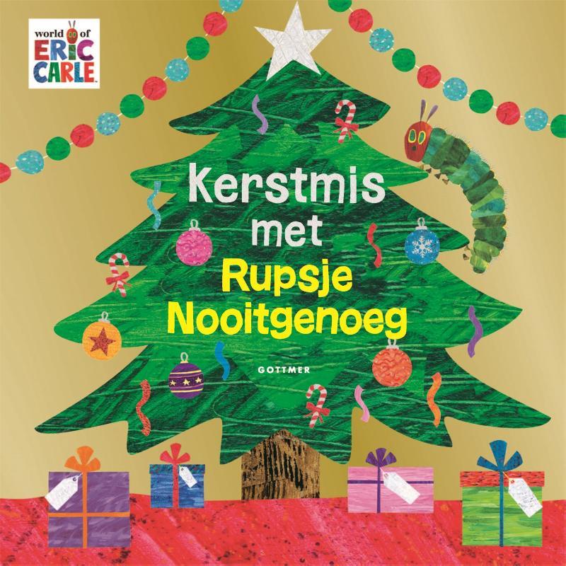 Eric Carle,Kerstmis met Rupsje Nooitgenoeg